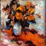 Autumn Caprice – Oil on Canvas